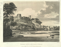 Barnard Castle, in the County of Durham